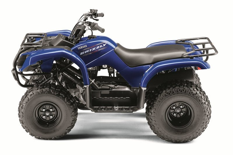 2012 Yamaha Grizzly 125 Automatic High Resolution Exterior - image 422174