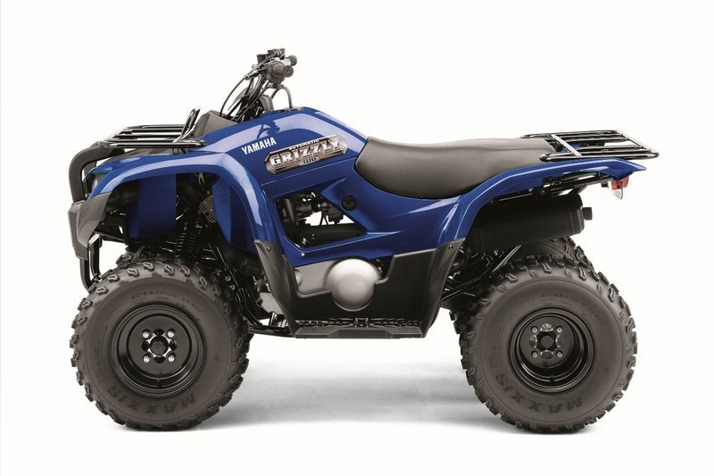 2012 yamaha grizzly 300 automatic review top speed for Yamaha grizzly 800