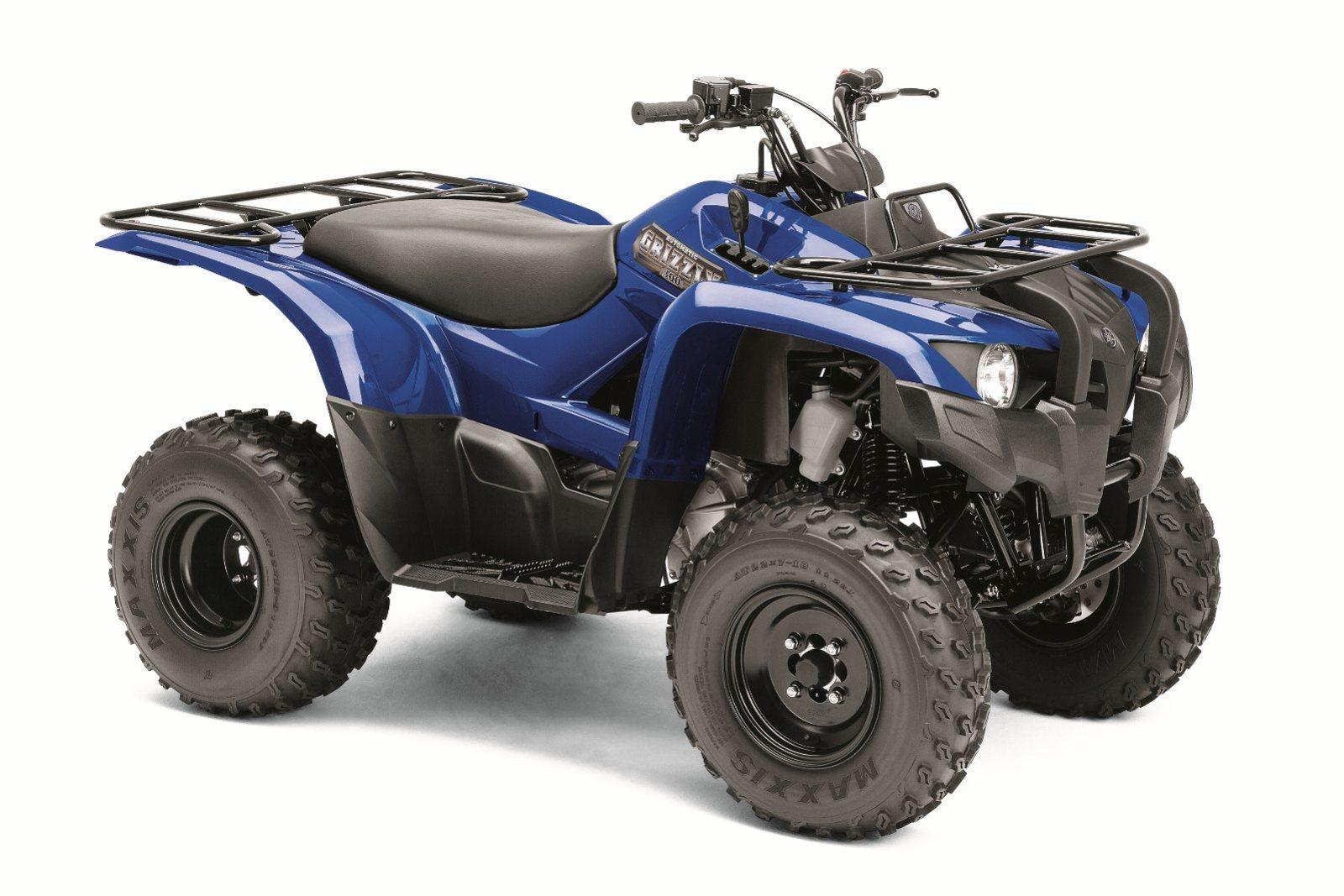 2012 yamaha grizzly 300 automatic review top speed