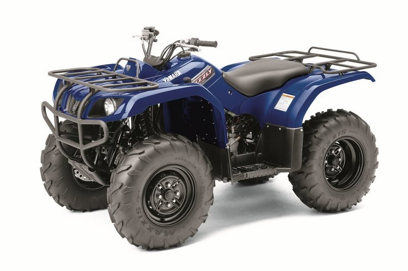 2012 YAMAHA Grizzly 350 Auto. 4x4 High Resolution Exterior - image 422206