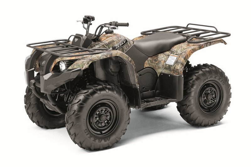 2012 yamaha grizzly 450 auto 4x4 eps review top speed for Yamaha grizzly 800
