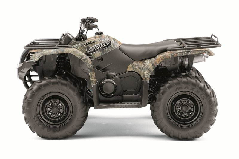 2012 yamaha grizzly 450 auto 4x4 review top speed for Yamaha grizzly 800