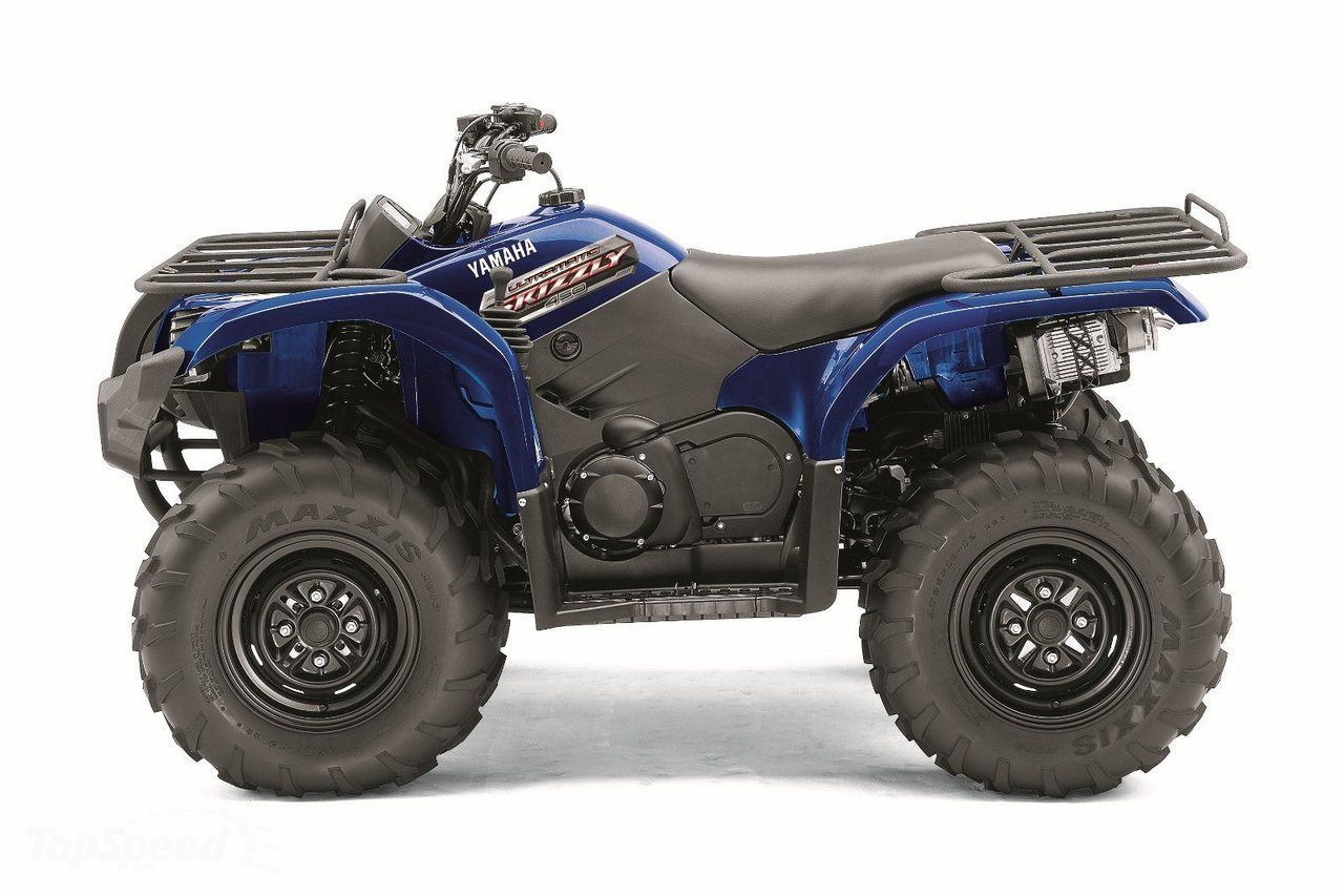 2012 yamaha grizzly 450 auto 4x4 picture 421744 for Yamaha grizzly 4x4