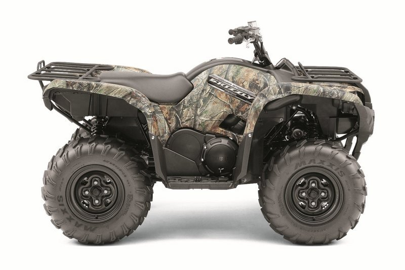 2012 yamaha grizzly 550 fi auto 4x4 eps review top speed for Yamaha grizzly 800