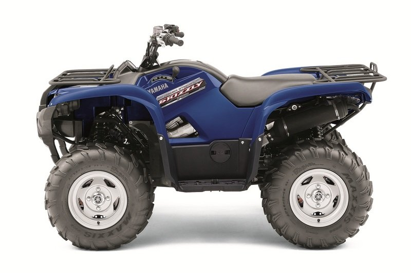 2012 Yamaha Grizzly 700 FI Auto 4x4 EPS High Resolution Exterior - image 421597