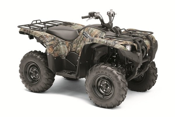 2012 yamaha grizzly 700 fi auto 4x4 motorcycle review for Yamaha 4 wheeler 4x4