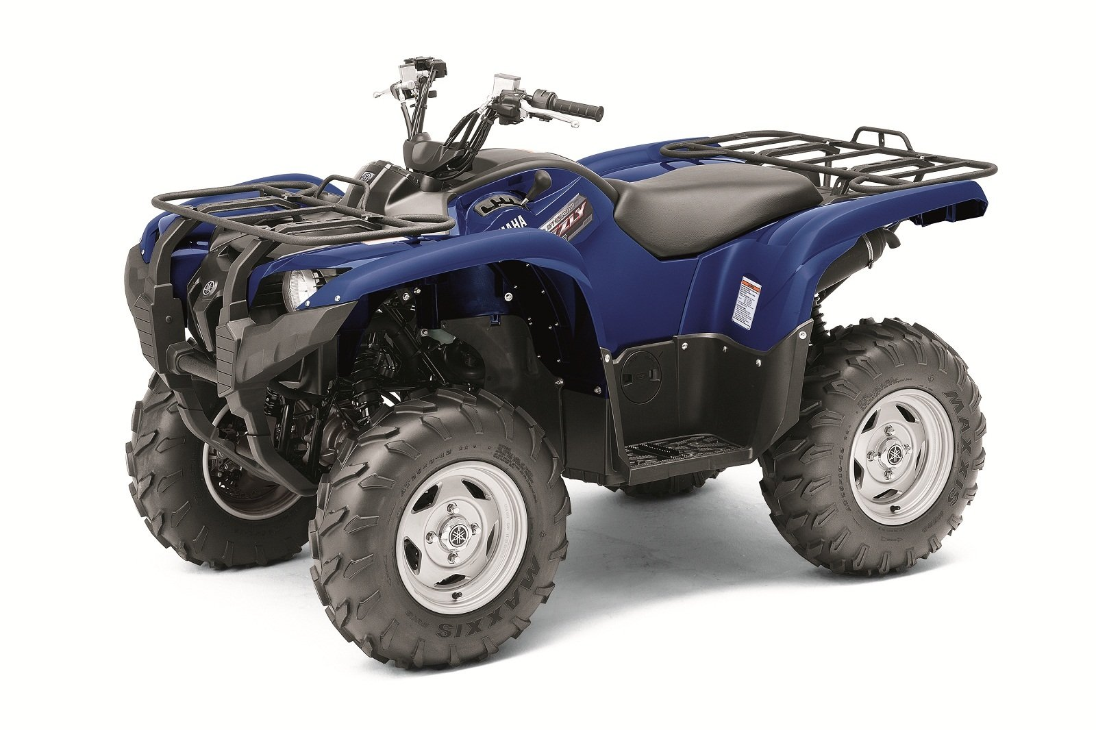 2012 yamaha grizzly 700 fi auto 4x4 eps picture 421599 for Yamaha 700 motorcycle