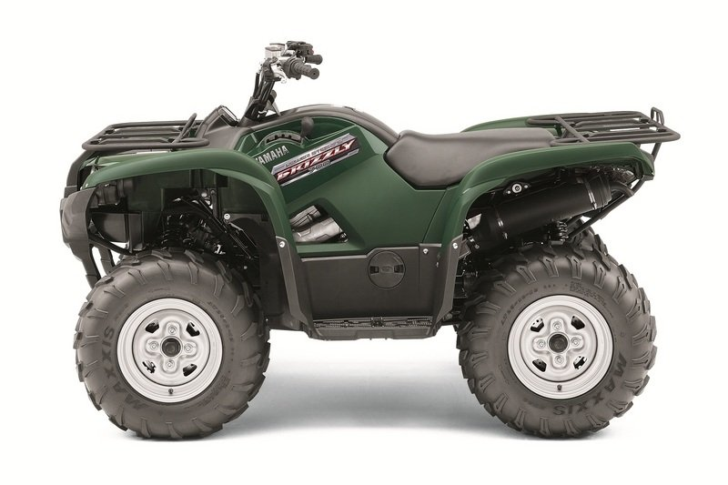 2012 yamaha grizzly 700 fi auto 4x4 eps review top speed for Yamaha grizzly 800
