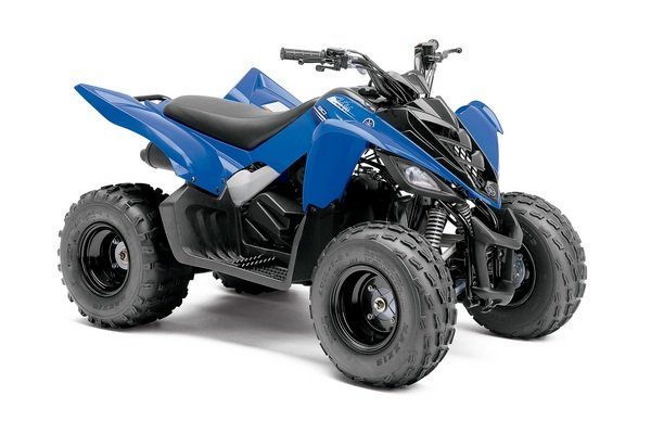 yamaha raptor 90 picture
