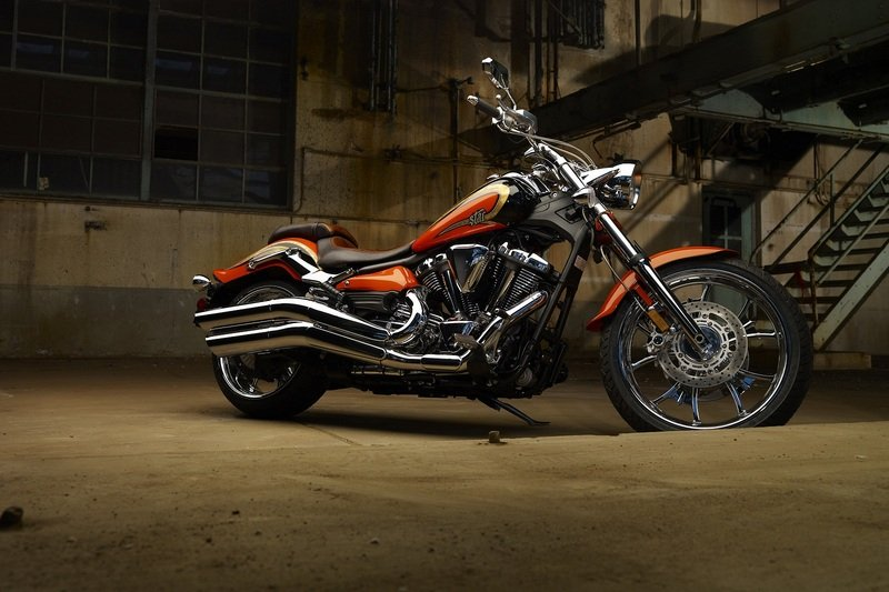 2012 Yamaha Star Raider SCL High Resolution Exterior - image 419055