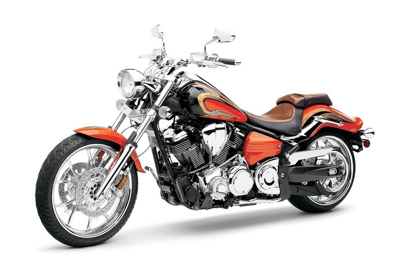 2012 Yamaha Star Raider SCL High Resolution Exterior - image 419033