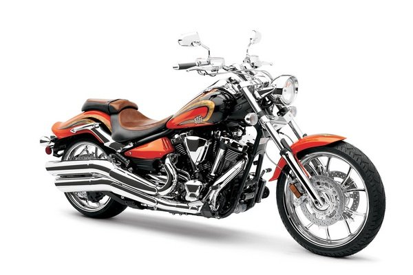 yamaha star raider scl picture
