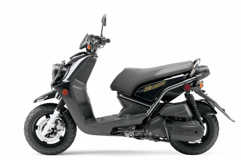 2012 Yamaha Zuma 125 High Resolution Exterior - image 422965