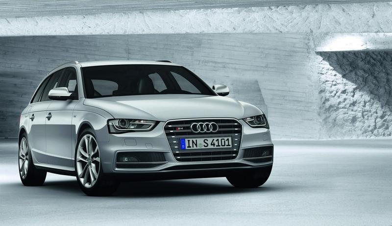 2013 Audi S4 High Resolution Exterior - image 422293