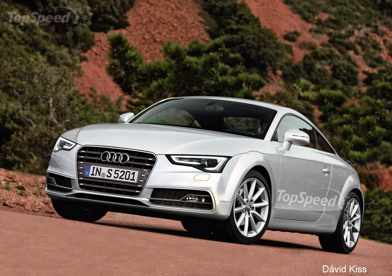 2013 Audi TT Exterior Computer Renderings and Photoshop - image 422501