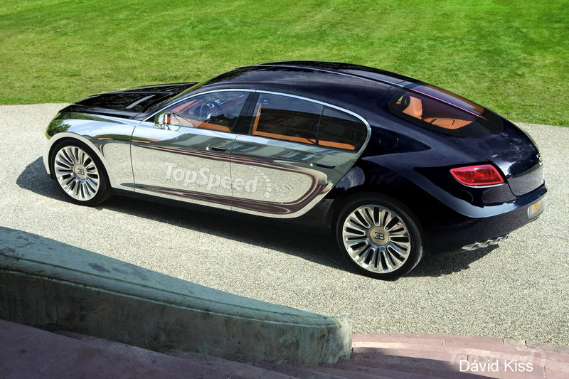Bugatti galibier top speed