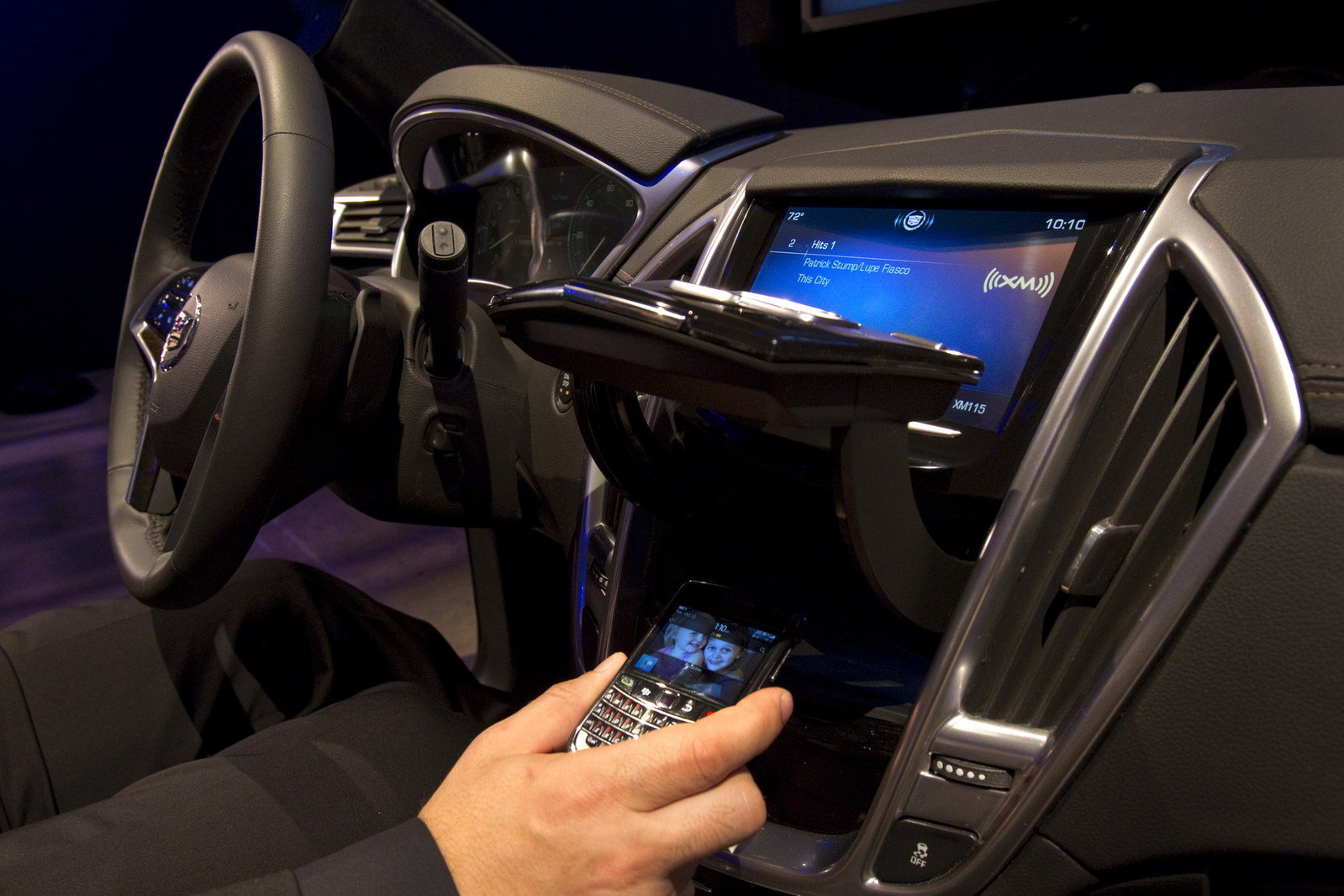 Cadillac's New CUE Infotainment System Will Make Its Debut ...
