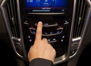 Cadillac's new CUE Infotainment System will make its debut in the 2012 XTS - image 420355