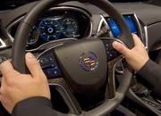 Cadillac's new CUE Infotainment System will make its debut in the 2012 XTS - image 420356