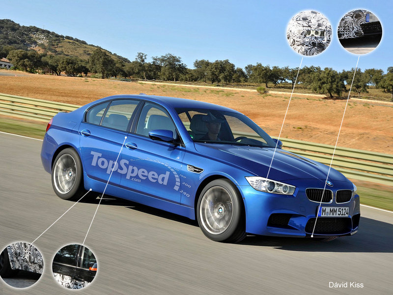 2015 BMW M3 Exclusive Renderings - image 419341