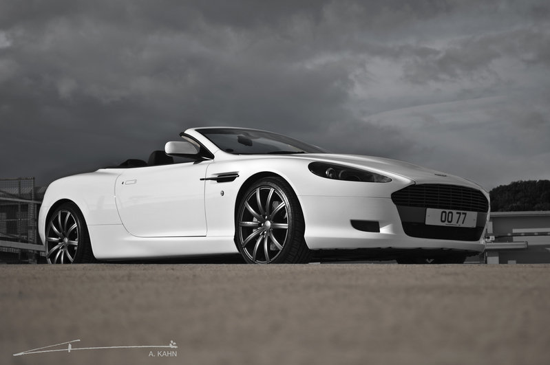 2011 Aston Martin DB9 Volante by Project Kahn
