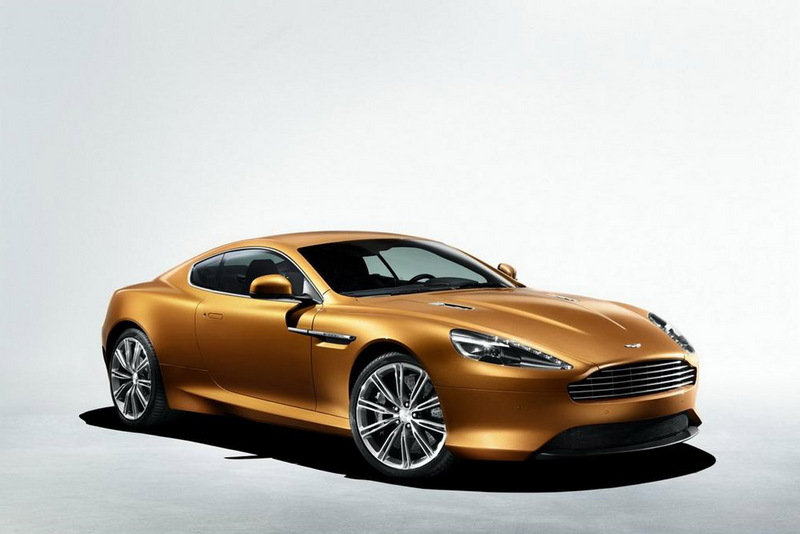 Aston Martin's future depends on Daimler partnership