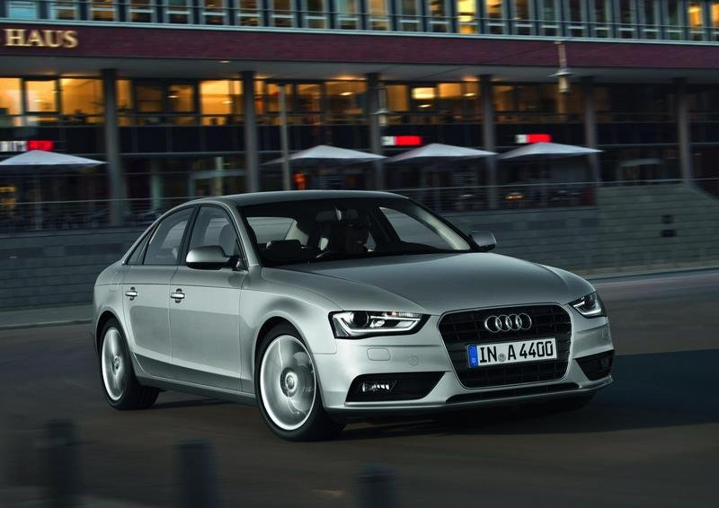 2013 Audi A4 High Resolution Exterior Wallpaper quality - image 422253