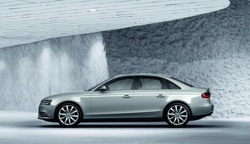 2013 Audi A4 High Resolution Exterior - image 422238