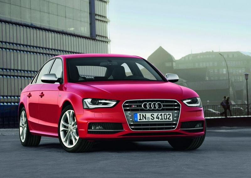 2013 Audi S4 High Resolution Exterior - image 422235