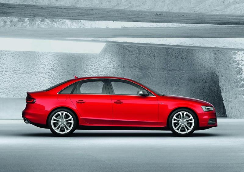 2013 Audi S4 High Resolution Exterior - image 422223