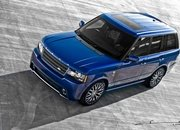 Range Rover Bali Blue RS450 Vogue by Kahn