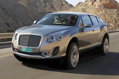 Future Bentley SUV will get a W12 engine