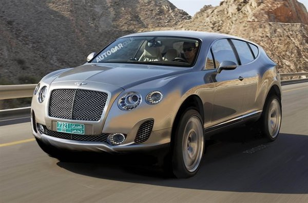 Future Bentley SUV Will Get A W12 Engine | car News @ Top ...
