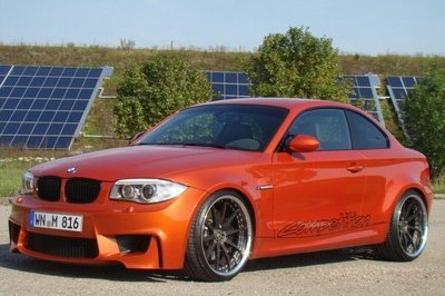 2012 BMW 1-Series M Coupe by TVW Car Design