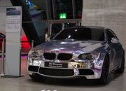 "BMW M3 Coupe ""Chrome Bullet"""