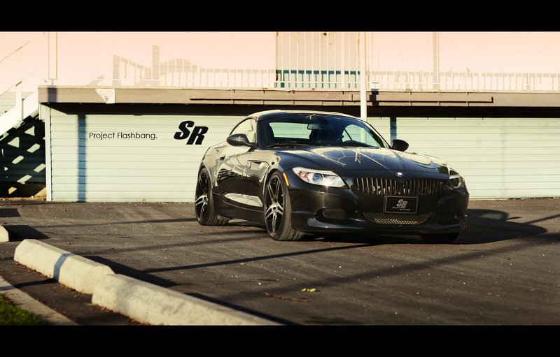 2011 BMW Z4 Project Flashbang by SR Auto Group