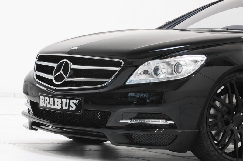 2011 Mercedes CL500 4MATIC by Brabus