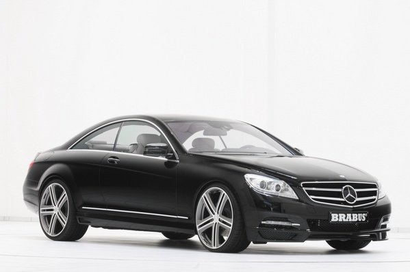 Mercedes CL500 4MATIC by Brabus