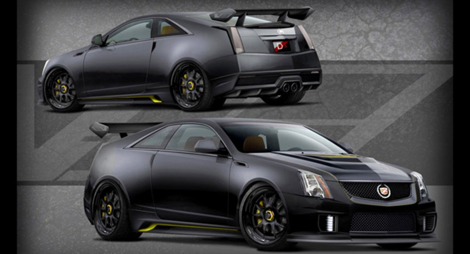 2011 Cadillac Cts-v Le Monstre By D3 Group Review