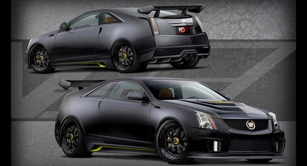 Cadillac CTS-V Le Monstre by D3 Group