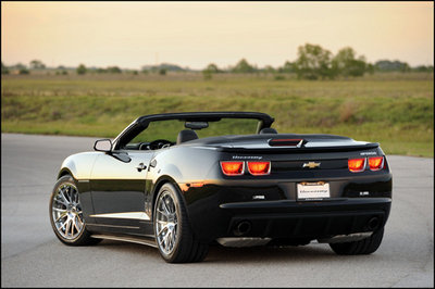 2012 Chevrolet Camaro 20th Anniversary Edition by Hennessey Exterior - image 419977