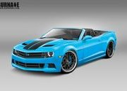 Chevrolet Camaro SS Convertible by Westreicher and Tjin Edition