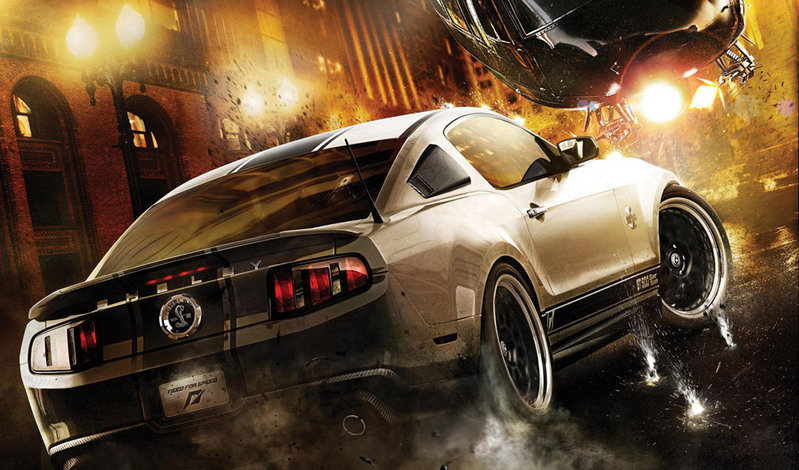 2012 Ford Mustang Shelby GT500 Super Snake Need for Speed Edition
