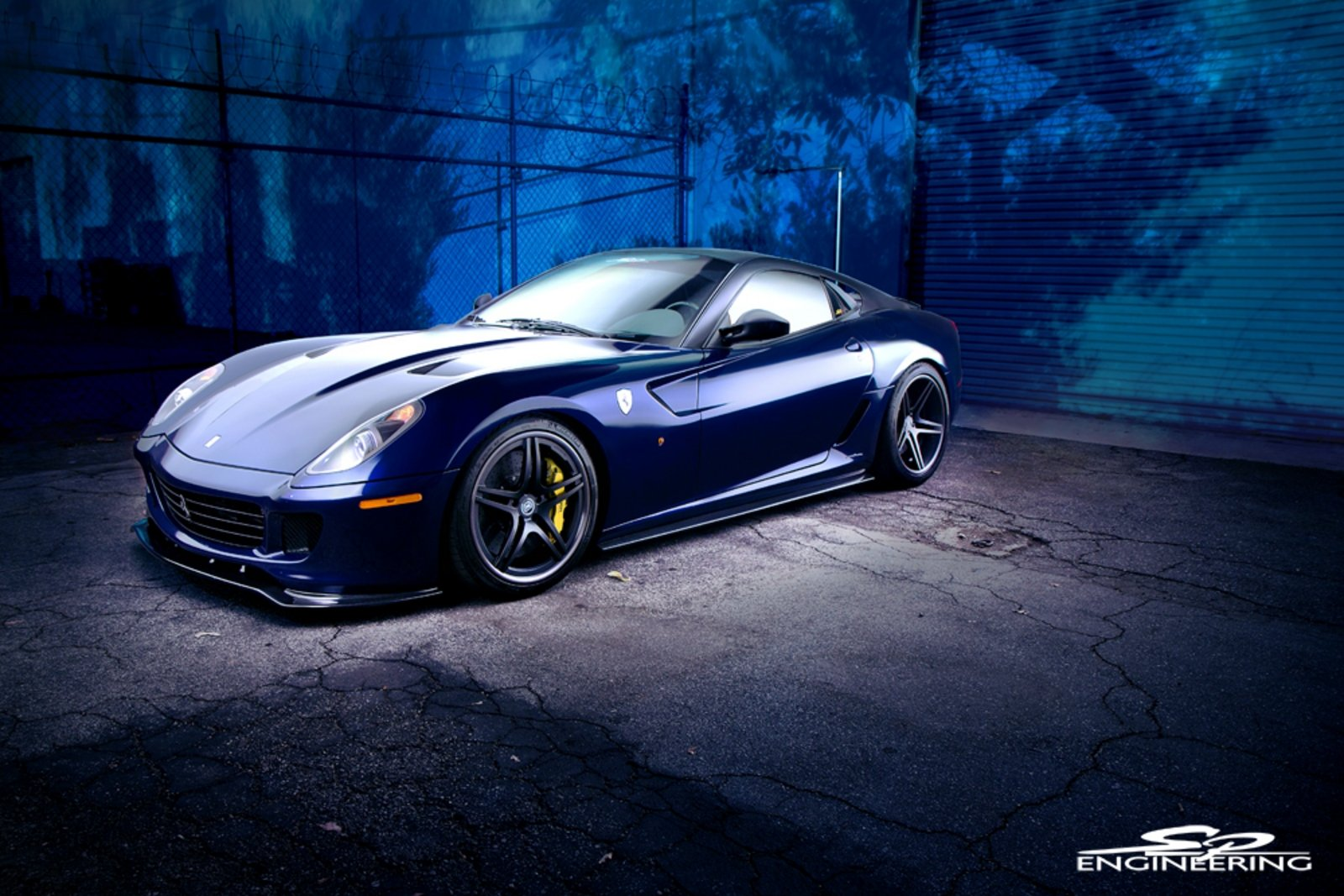 2011 Ferrari 599 Gtx By Sp Engineering Review Top Speed