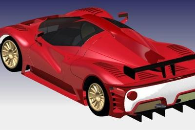 Ferrari P4/5 Competizione will receive an upgrade