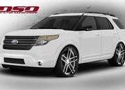 Ford Explorer by DSO Eyewear