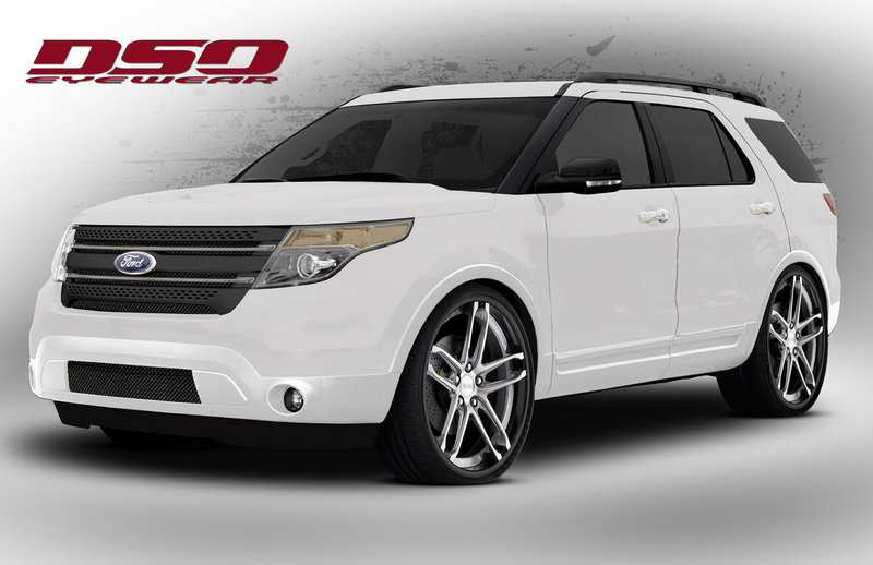 2012 Ford Explorer by DSO Eyewear
