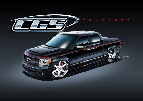 Ford F-150 by CGS Performance Products