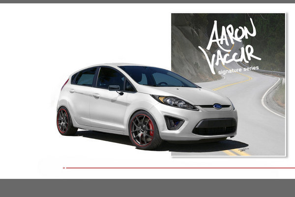 Ford Fiesta by Aaron Vaccar Signature Series