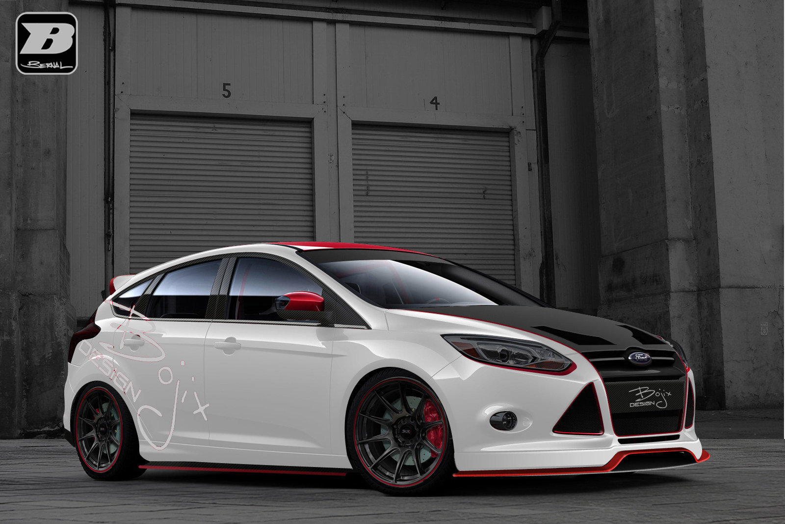 Ford Focus News And Reviews Top Speed 2002 Se Wagon 20 Liter Dohc 16valve Zetec 4 Cylinder 2012 By Bojix Design